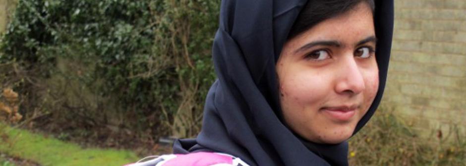 最勇敢的16歲女孩 馬拉拉