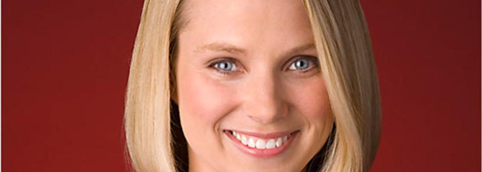 Yahoo 女總裁 Marissa Mayer不為人知的十個秘密