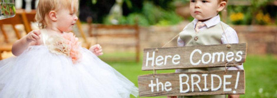 婚禮上的花童是天使還是惡魔?
