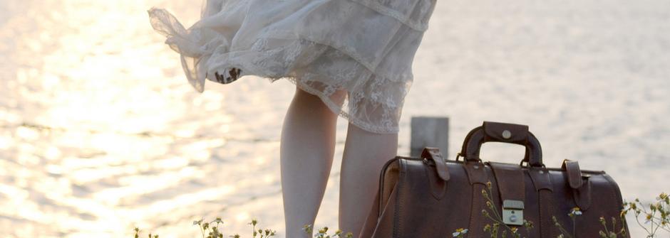 戀愛像旅行,從寂寞的候車站走向另一個人的心