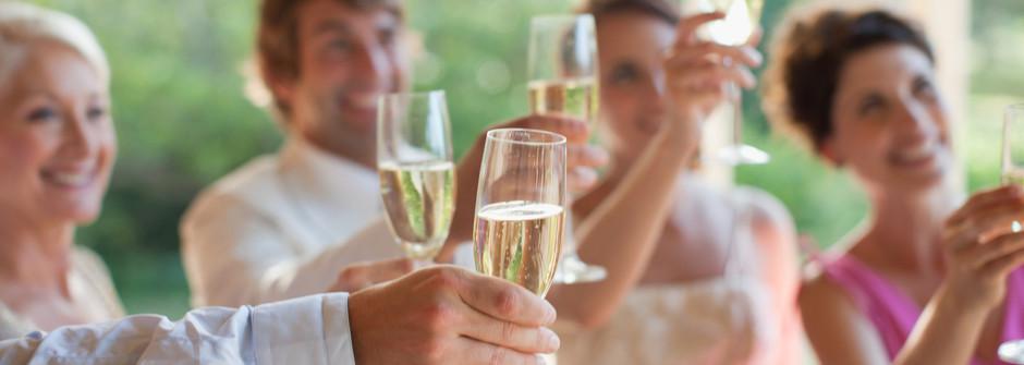不可不喝的婚禮敬酒