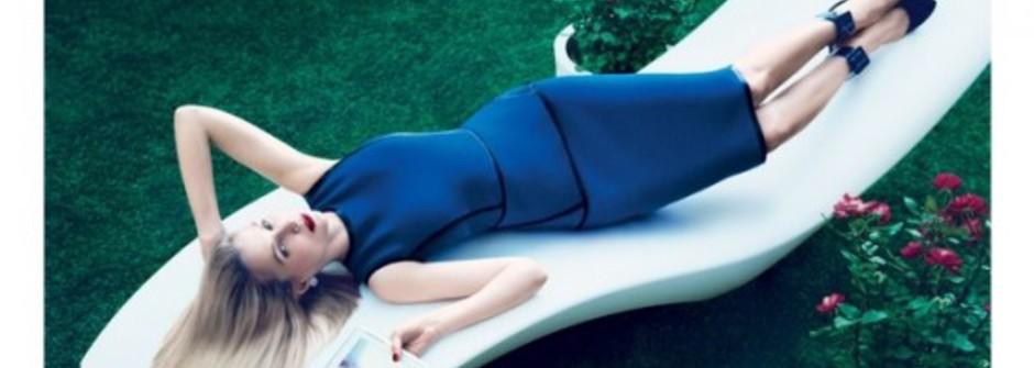 為什麼雅虎女總裁的《Vogue》照片引人非議?