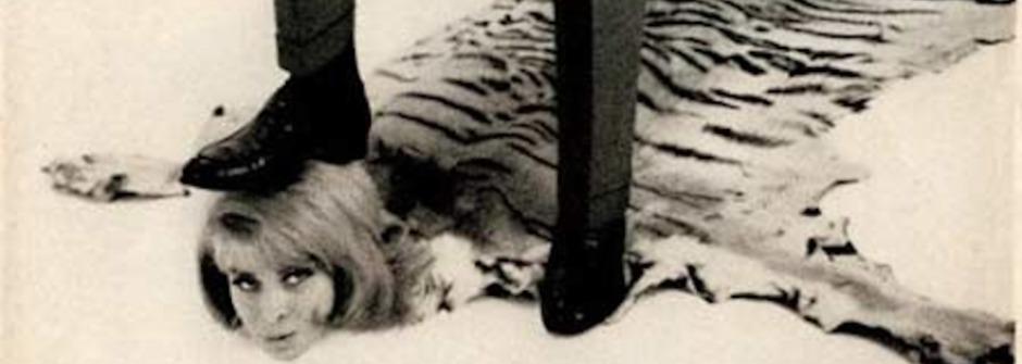 那些年,把女人踩在腳底板下的復古海報