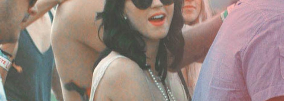 星光燦爛音樂季 Coachella 2011