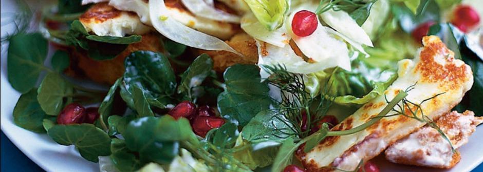 【美味料理食譜】冬日溫暖限定!番石榴起司沙拉