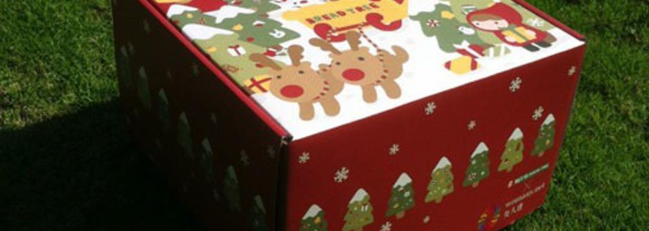 啾甘心的小紅盒!發表體驗心得就有機會得到品悅糖聖誕禮盒