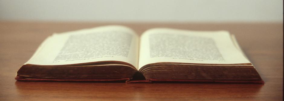 享受閱讀,給自己靜下來的時間和空間