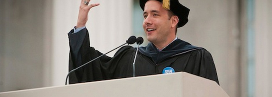 Dropbox CEO MIT 演講:人生只有30000天,你要怎麼過?