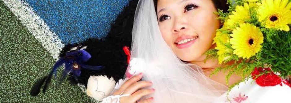 第一次結婚,我嫁給自己