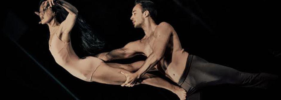 我是許芳宜,舞蹈就是我的生命態度