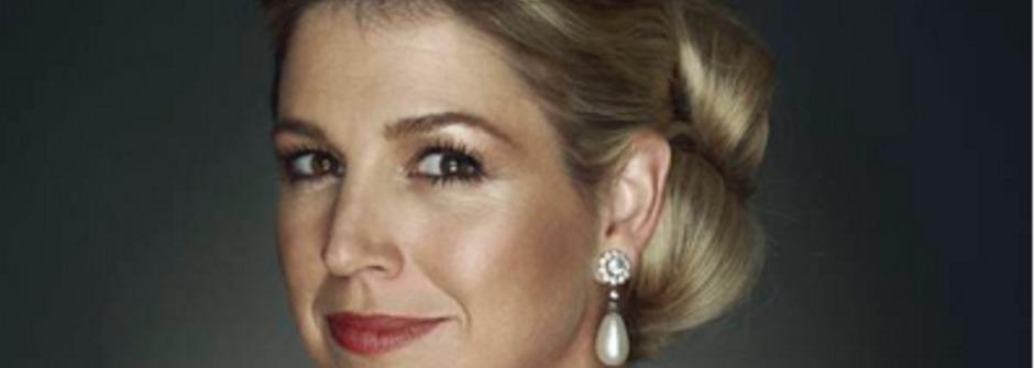 從荷蘭皇后身上學優雅,用飾品妝點氣質