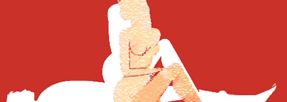 【性愛體位】女上位─騎馬反轉夾棍式