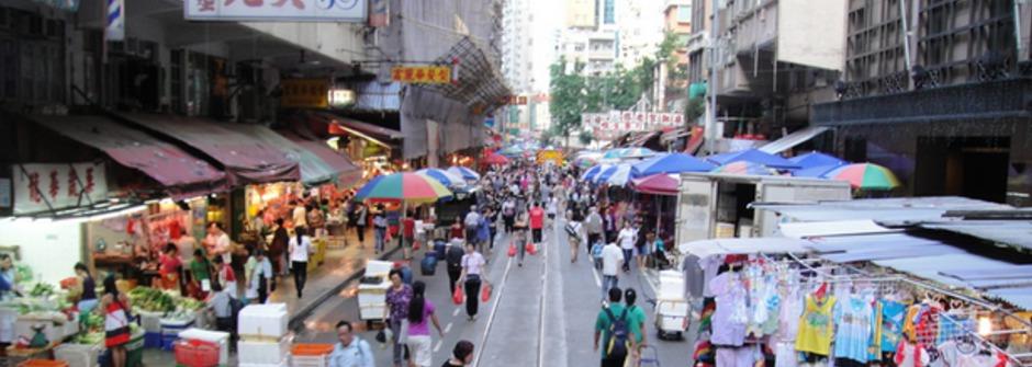女孩愛旅行,這次到香港,不想只當觀光客!