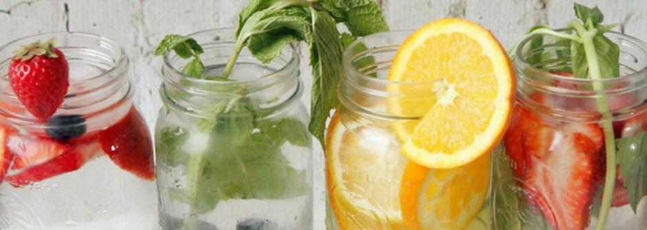 從裡到外白出來!十款讓你越喝越漂亮的排毒水