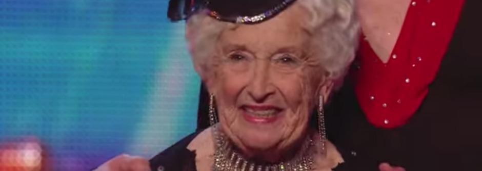 年齡不是限制!79歲英國奶奶的舞蹈讓你反思人生的意義