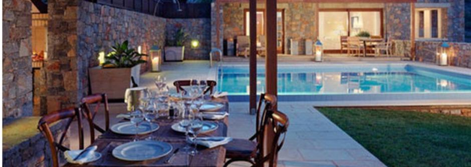 夏天的秘密基地 希臘 BLUE PALACE度假飯店