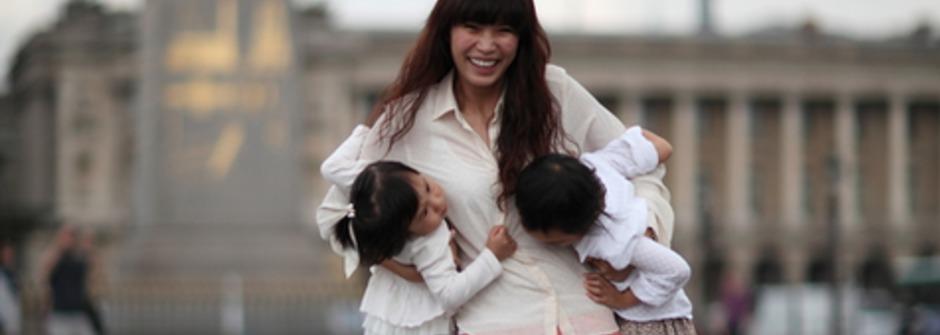 痞客邦媽媽凱莉:快樂媽媽的秘密,先學會把孩子當朋友