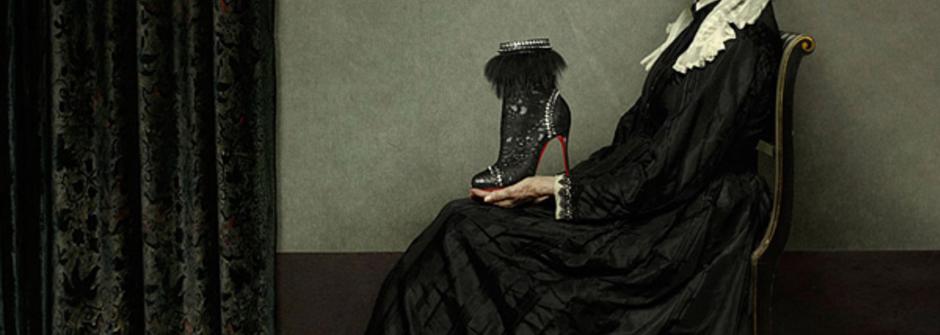 紅底鞋 Christian Louboutin 的15世紀秋天狂想曲