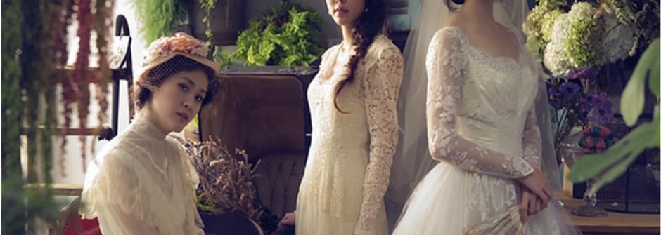 【古典美 v.s. 現代風】挑選你的專屬婚紗