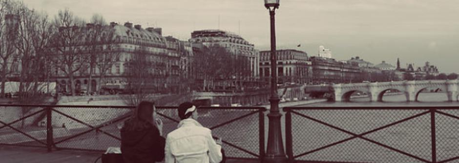 巴黎:送給愛情最美禮物