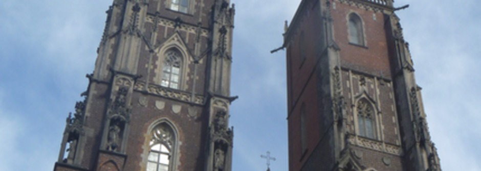 信仰為磚,建築永恆的波蘭教堂