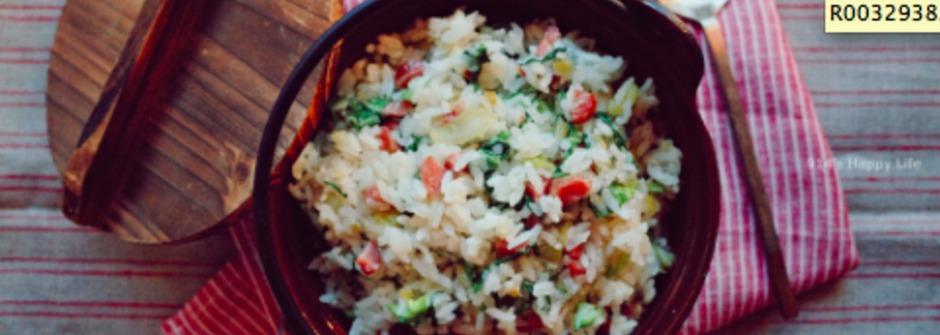 少油無負擔!輕鬆做出上海菜飯