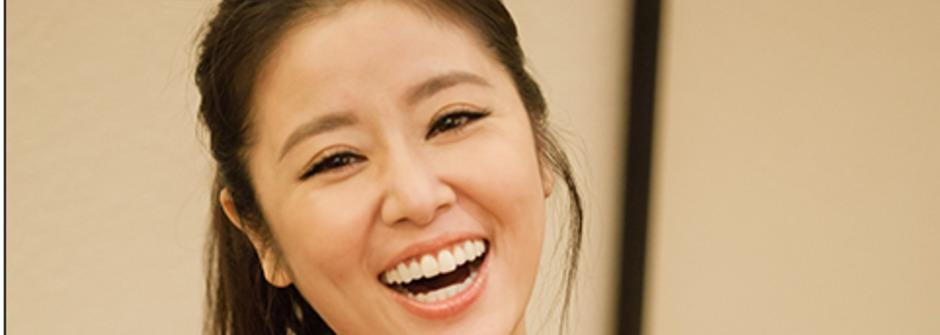 林心如:外柔內剛,就是女人最美的力量!