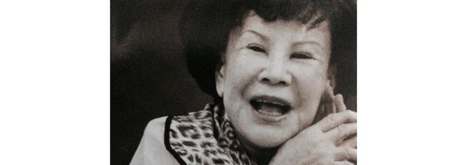八十三歲的她用生前葬禮告訴你「世界很大 不必人人愛我」