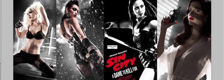 看看你有哪種第二人格!《萬惡城市 2:紅顏奪命》裡的百變女人