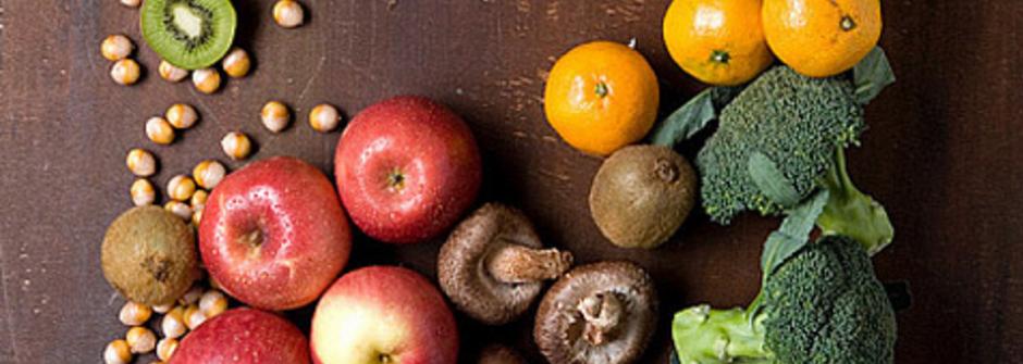 體內調養!六種打造美肌的抗痘食材