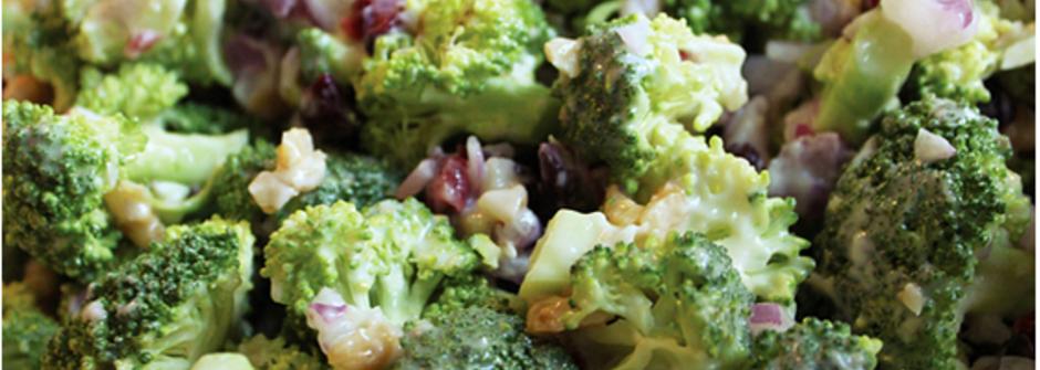 小菜立大功!增強免疫力又美肌的綠花椰菜
