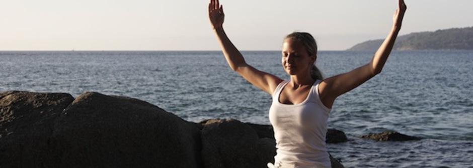 力與美的勇氣重生 簡易辦公室瑜珈