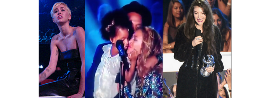 麥莉請街友上台致詞!2014 MTV 音樂大獎(VMA)的感人片刻