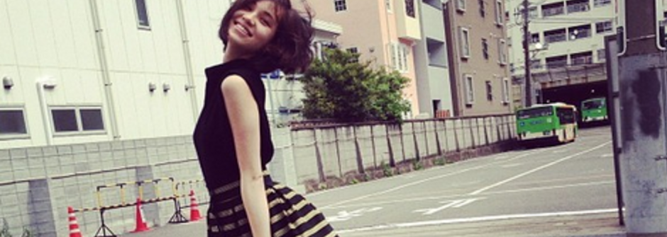 看起來多十公分!日本超模水原希子教妳顯高的時尚穿搭