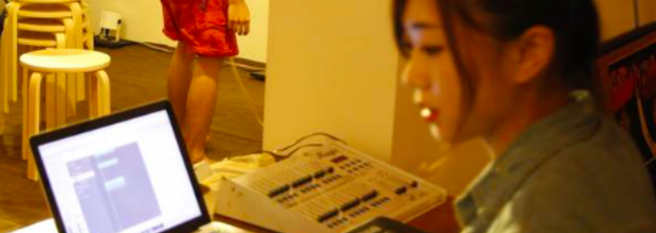 曾韻方:24歲,她用配樂闖進威尼斯
