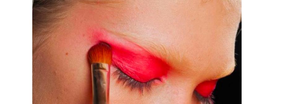 眼皮的色彩教室:彩妝師的十個眼妝進階課程