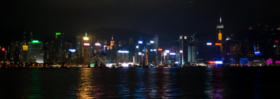 傳奇的老城,時尚的生活,有故事的香港