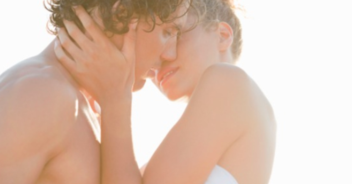 《極致挑逗》:享受性愛前,用親吻給對方滿滿的愛