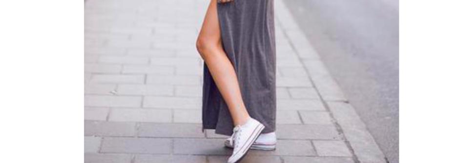 撞鞋也不怕!用帆布鞋搭出歐風時尚