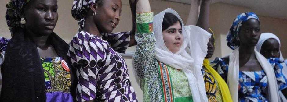 因教育被槍擊的17歲女孩馬拉拉獲諾貝爾和平獎感言:「殺不死我的,使我更堅強」