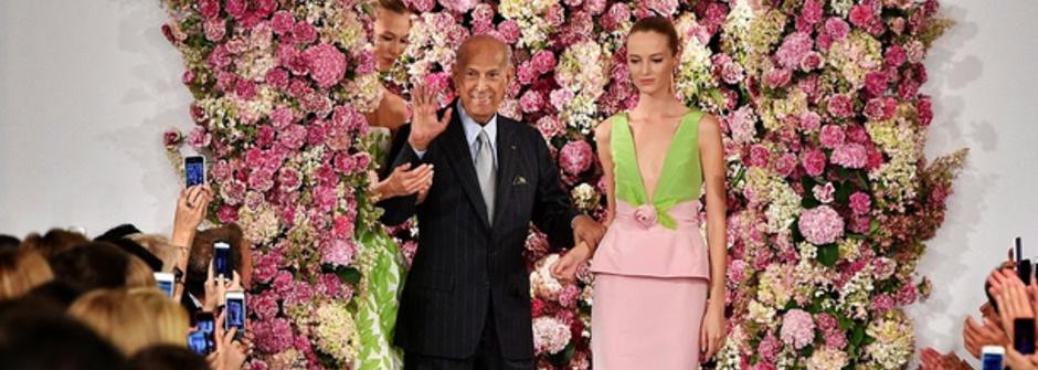 打造美的極致!悼念時尚界大師 Oscar de la Renta 的傳奇一生