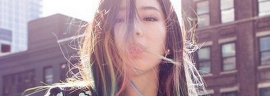 殺光底片!韓裔紐約部落客 Irene Kim 成為時裝周焦點