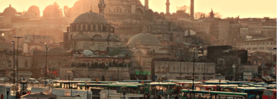 土耳其:在東西交界,寫一千零一夜的美好