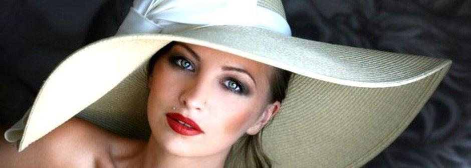 每種臉型都有自己的美,找到屬於你的命定帽款