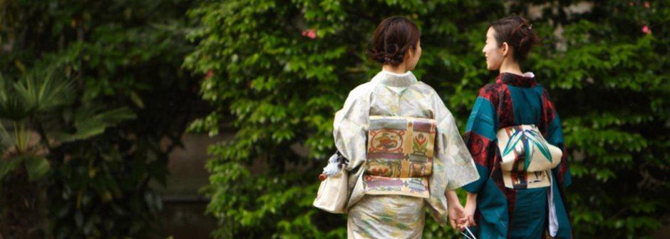 從小細節學習日本女人的生活精神