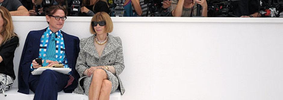 巴黎時裝週2012春夏潮流搶先看:薄紗風潮