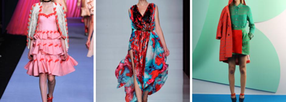 巴黎時裝週2012春夏潮流搶先看:理性之美