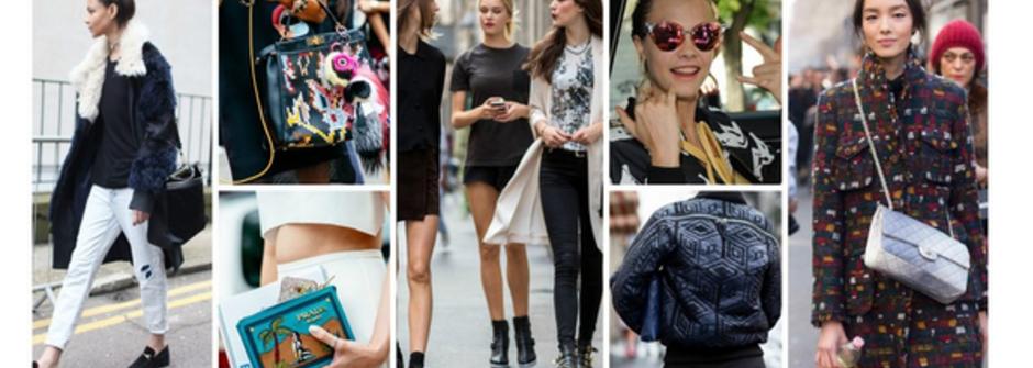 超模最愛的5件單品!平底鞋、格紋褲打造街頭靚女