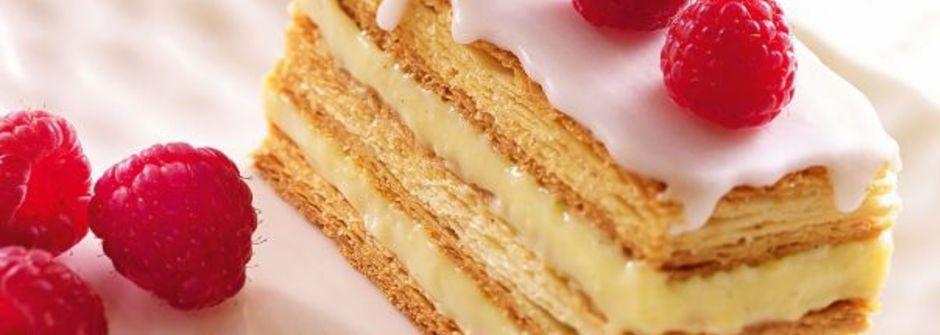 法國人最愛的重量級甜點:輕輕巧巧的千層酥