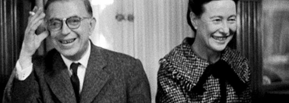 西蒙波娃的壯烈愛情:「我愛你,但我不願為你而死」
